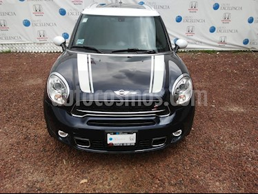 Foto venta Auto Seminuevo MINI Cooper Countryman S Hot Chili (2015) color Azul precio $299,000