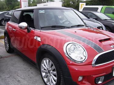 Foto MINI Cooper Coupe S Hot Chili Aut