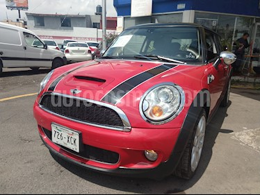 Foto venta Auto Seminuevo MINI Cooper Coupe S Hot Chili (2010) color Rojo precio $175,000