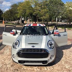 Foto venta Auto Seminuevo MINI Cooper S Salt Aut (2017) color Perla precio $320,000