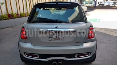 Foto venta Auto Usado MINI Cooper Chili (2013) color Plata precio $230,000