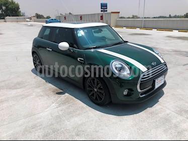 Foto venta Auto Usado MINI Cooper Chili (2017) color Verde Jungla precio $310,000