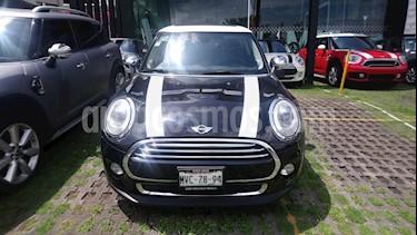 Foto venta Auto Seminuevo MINI Cooper Pepper Aut (2016) color Negro precio $280,000