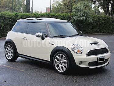 Foto venta Auto Usado MINI Cooper S Hot Pepper 3P (2009) color Blanco precio $459.000