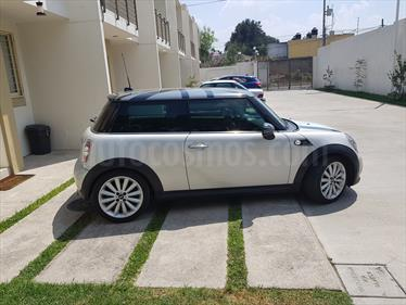 Foto venta Auto Seminuevo MINI Cooper Salt Aut (2012) color Plata precio $211,900