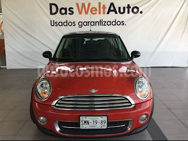 Foto venta Auto Seminuevo MINI Cooper Salt (2012) color Chill precio $165,000