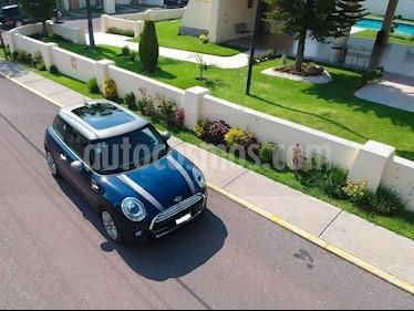 Foto venta Auto Seminuevo MINI Cooper Seven Aut (2018) color Azul precio $358,000