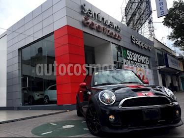 Foto venta Auto Seminuevo MINI John Cooper Works Convertible (2014) color Negro Noche precio $360,000