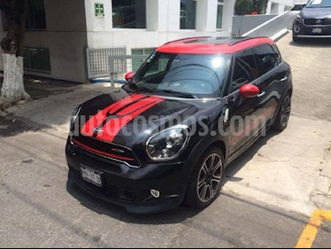 Foto venta Auto Usado MINI John Cooper Works S Countryman Hot Chili ALL4 Aut (2016) color Negro precio $450,000