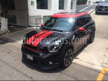 Foto venta Auto Usado MINI John Cooper Works S Countryman Hot Chili ALL4 Aut (2016) color Negro precio $450,000