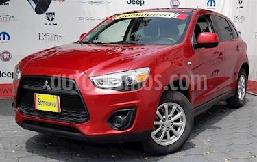 Foto venta Auto Seminuevo Mitsubishi ASX 2.0L ES (2014) color Rojo Rally precio $209,000