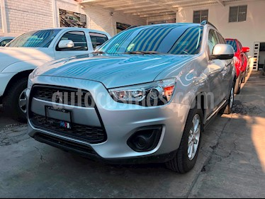 Foto venta Auto usado Mitsubishi ASX 2.0L ES (2015) color Gris precio $219,000