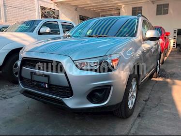Foto venta Auto Seminuevo Mitsubishi ASX 2.0L ES (2015) color Gris precio $219,000