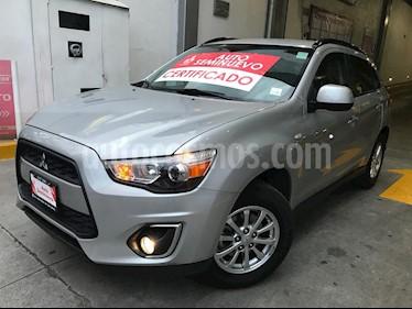 Foto venta Auto Seminuevo Mitsubishi ASX 2.0L ES (2015) color Plata Oscura precio $220,000
