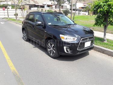 Mitsubishi ASX 2.0L GLS AWD  usado (2014) color Negro precio u$s16,000