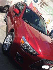 Foto venta Auto Usado Mitsubishi ASX 2.0L SE Plus (2014) color Rojo precio $235,000