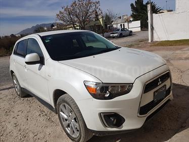 Foto venta Auto usado Mitsubishi ASX 2.0L SE (2014) color Blanco Perla precio $205,000