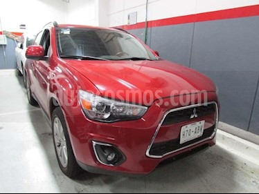 Foto venta Auto Usado Mitsubishi ASX 2.0L SE (2015) color Rojo precio $245,000