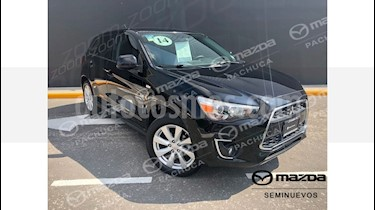 Foto venta Auto Seminuevo Mitsubishi ASX 2.0L SE (2014) color Negro precio $197,000