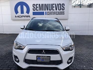 Foto venta Auto usado Mitsubishi ASX 2.0L SE (2015) color Blanco precio $210,000