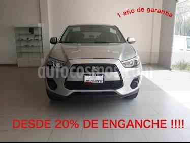 Foto venta Auto Seminuevo Mitsubishi ASX 2.0L SE (2014) color Gris precio $209,900