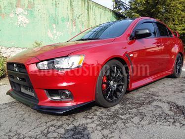 Foto venta Auto Usado Mitsubishi Evolution X 2.0L Turbo (2014) color Rojo Rally precio $575,000