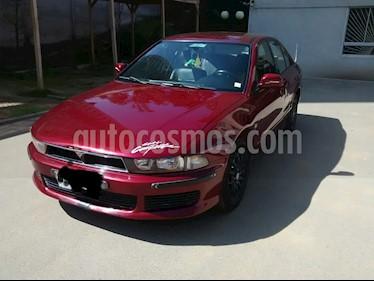 Mitsubishi Galant  2.0 GLX Aut 4P usado (2001) color Rojo Vivo precio $3.000.000