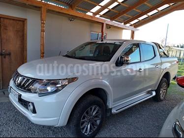 Foto venta Auto Usado Mitsubishi L-200 Cabina y media 2.5 Diesel 4X4 (2018) color Blanco precio $19.000.000