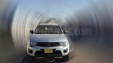 Mitsubishi L200 2.5L GLX TDi Doble Cabina usado (2011) color Plata precio u$s13,900