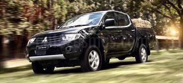 Foto venta Auto nuevo Mitsubishi L200 4x4 3.2 GLS CD color Negro precio $749.000