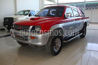 Foto venta Auto Usado Mitsubishi L200 4x4 CS (2000) color Rojo precio $290.000