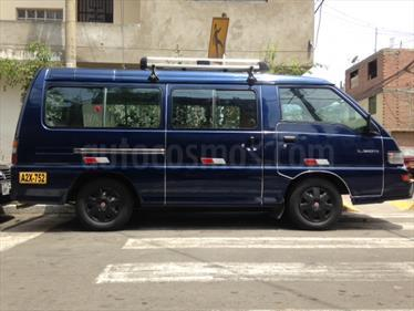 Foto venta Auto usado Mitsubishi L300 Van 2.5L Di 12Pas (2010) color Azul precio $12,500