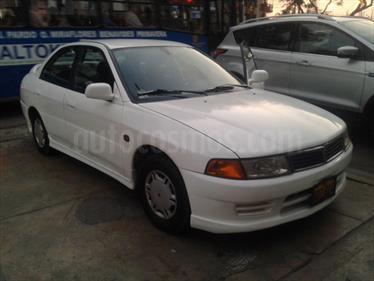 Foto venta Auto usado Mitsubishi Lancer 1.6 L4,1.6i,16v A 1 1 (1998) color Blanco precio u$s3,500