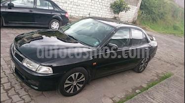 Foto venta Auto usado Mitsubishi Lancer 2.0L GLS Aut  (1998) color Negro precio u$s4.000