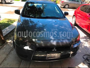 Foto venta Auto usado Mitsubishi Lancer DE ABS & AC (2011) color Gris Grafito precio $107,000