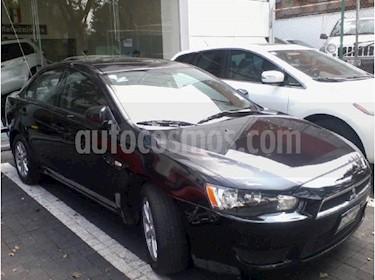 Foto venta Auto Usado Mitsubishi Lancer DE (2011) color Negro precio $87,000