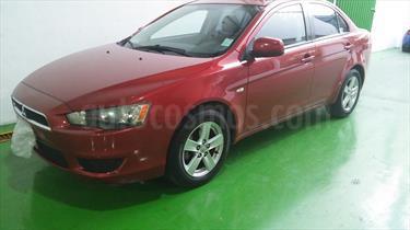 Foto venta Auto Seminuevo Mitsubishi Lancer ES CVT (2009) color Rojo Rally precio $90,000