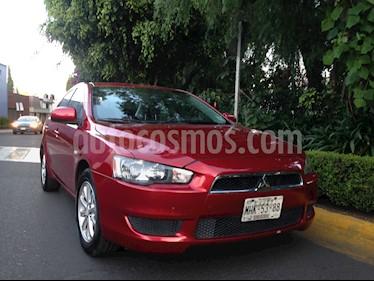 Foto venta Auto Seminuevo Mitsubishi Lancer ES CVT (2011) color Rojo precio $120,000