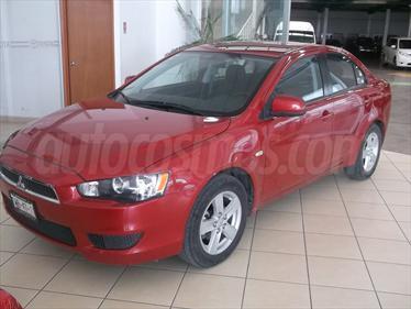 Foto venta Auto Usado Mitsubishi Lancer ES (2009) color Rojo precio $135,000