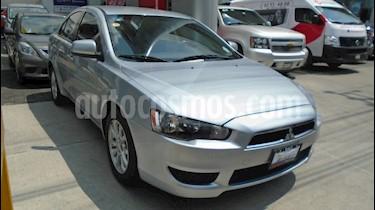 Foto venta Auto Seminuevo Mitsubishi Lancer ES (2011) color Plata precio $110,000