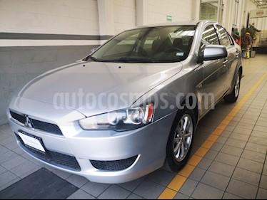 Foto venta Auto Seminuevo Mitsubishi Lancer ES (2010) color Plata precio $90,000