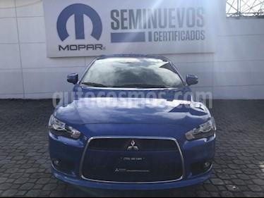 Foto venta Auto Seminuevo Mitsubishi Lancer ES (2015) color Azul precio $180,000