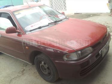 Foto venta carro usado Mitsubishi Lancer Glx 1.5 A-A L4,1.5i,16v A 1 1 (1998) color Vino Tinto precio u$s600