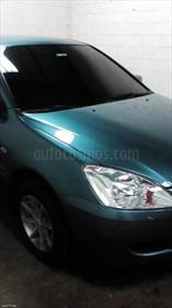 Foto venta carro usado Mitsubishi Lancer GLX 1.6L (2011) color Azul precio u$s4.000
