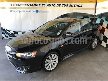 Foto venta Auto Seminuevo Mitsubishi Lancer GTS CVT Sun & Sound (2011) color Negro precio $145,000