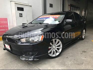 Foto venta Auto Seminuevo Mitsubishi Lancer GTS CVT Sun & Sound (2011) color Negro precio $135,000