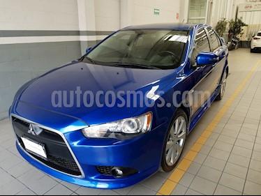 Foto venta Auto Seminuevo Mitsubishi Lancer GTS CVT (2015) color Azul Profundo precio $197,000