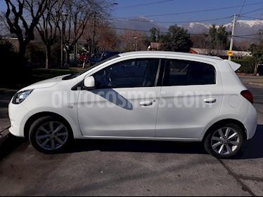 Mitsubishi Mirage GLS 1.2  usado (2014) color Blanco precio $5.690.000