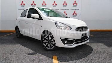 Foto venta Auto Seminuevo Mitsubishi Mirage GLS CVT (2017) color Blanco precio $189,000