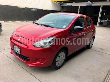 Foto venta Auto Seminuevo Mitsubishi Mirage GLS CVT (2015) color Rojo precio $124,900
